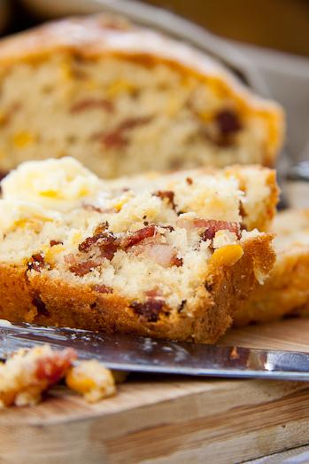 Alida Ryder's Bacon & Mielie Bread