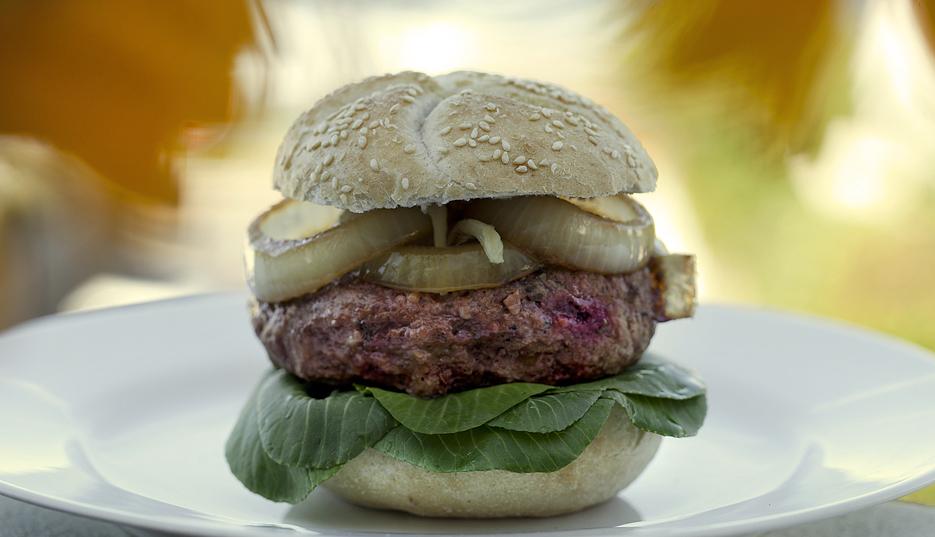 Michael Rossi's Confidential Burger
