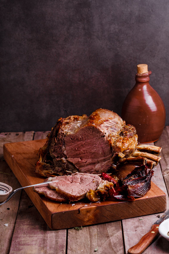 Beef Roast, the perfect Prime Rib – Alida Ryder