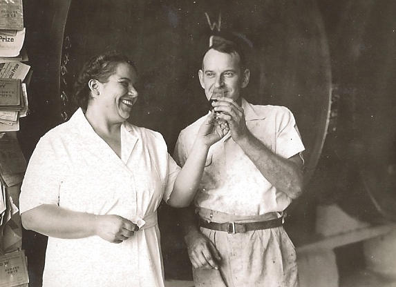Marie & Maurice Crouse 2