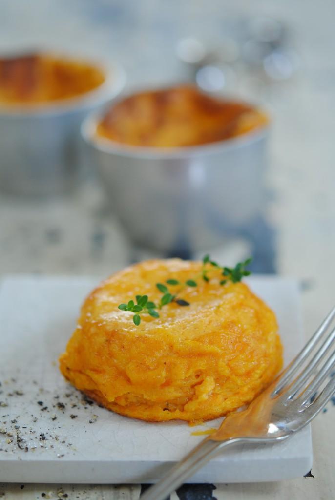 Sophia Lindop's Carrot Sformato