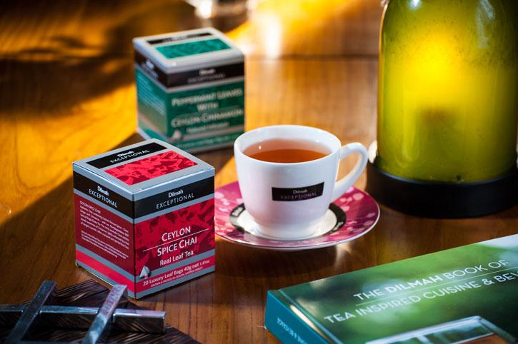 Dilmah Exceptional Range Tea
