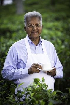 Dilmah Founder Merrill J Fernando
