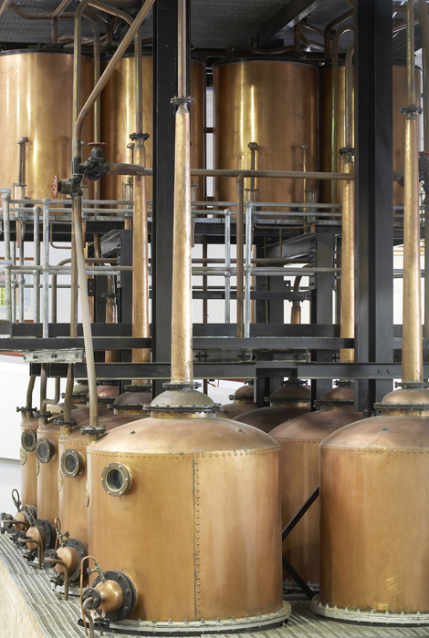 KWV Copper Brandy Potstills 1