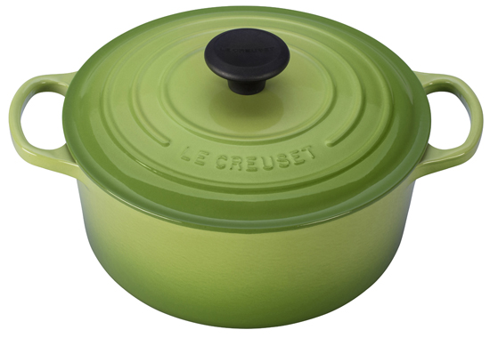 Le Creuset Classic Round Casserole in Palm
