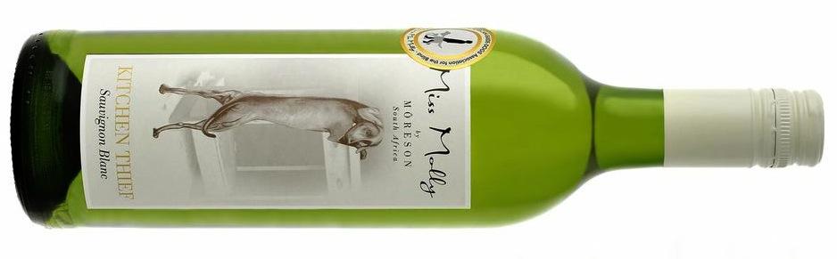Môreson Miss Molly Kitchen Thief Sauvignon Blanc 2014