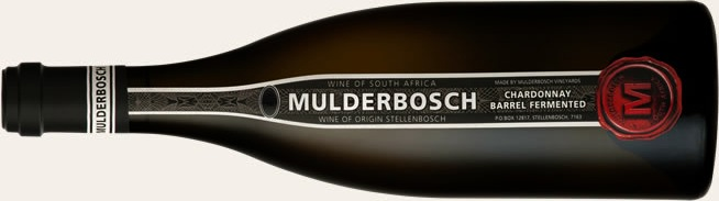 Mulderbosch Chardonnay Barrel Fermented 2010