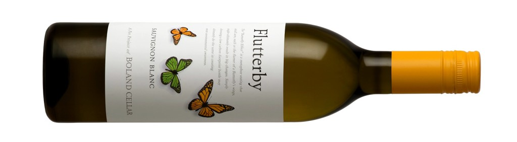Boland Cellar's Flutterby Sauvignon Blanc 2014