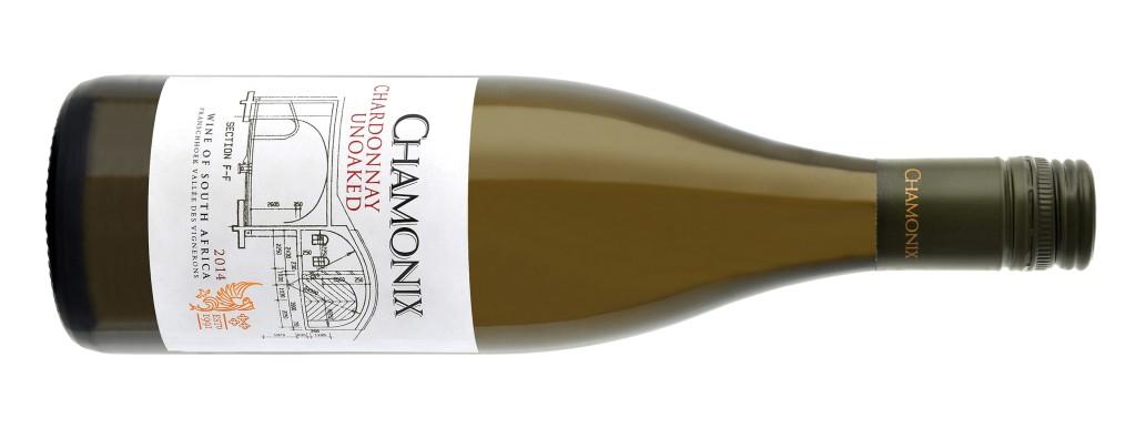 Chamonix Chardonnay Unoaked 2014