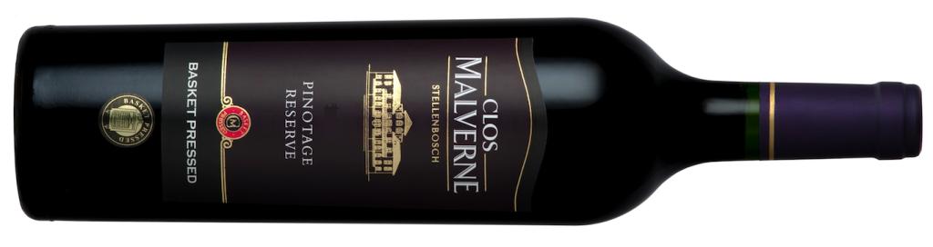 Clos Malverne Pinotage Reserve 2013
