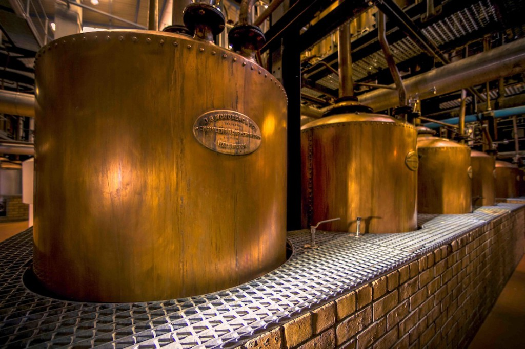 KWV Copper Potstills