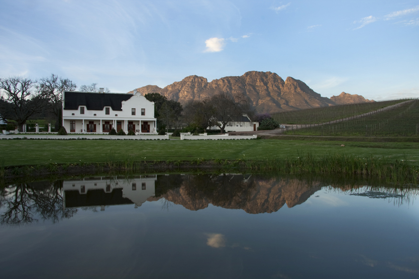 Glenelly Estate Homstead