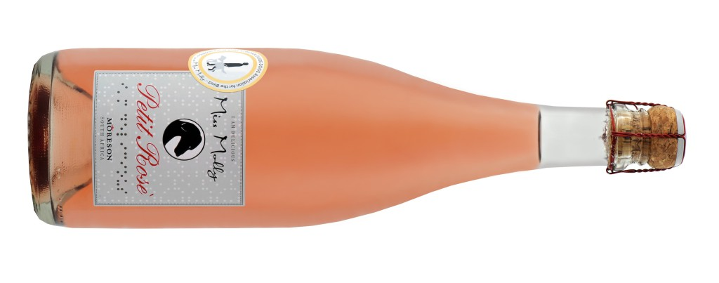 Môreson Miss Molly Petit Rosé nv