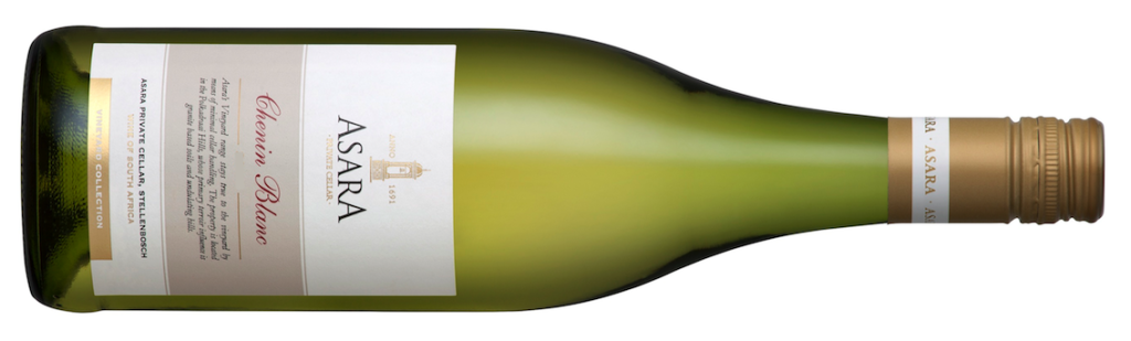 Asara The Vineyard Collection Chenin Blanc 2014