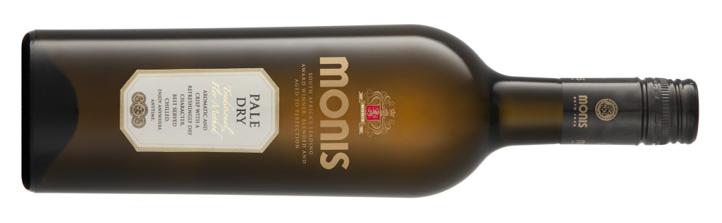 Monis Pale Dry Traditional Flor Method Fortified Wine