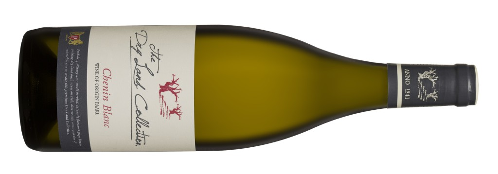 Perdeberg The Dry Land Collection Unwooded Chenin Blanc 2014
