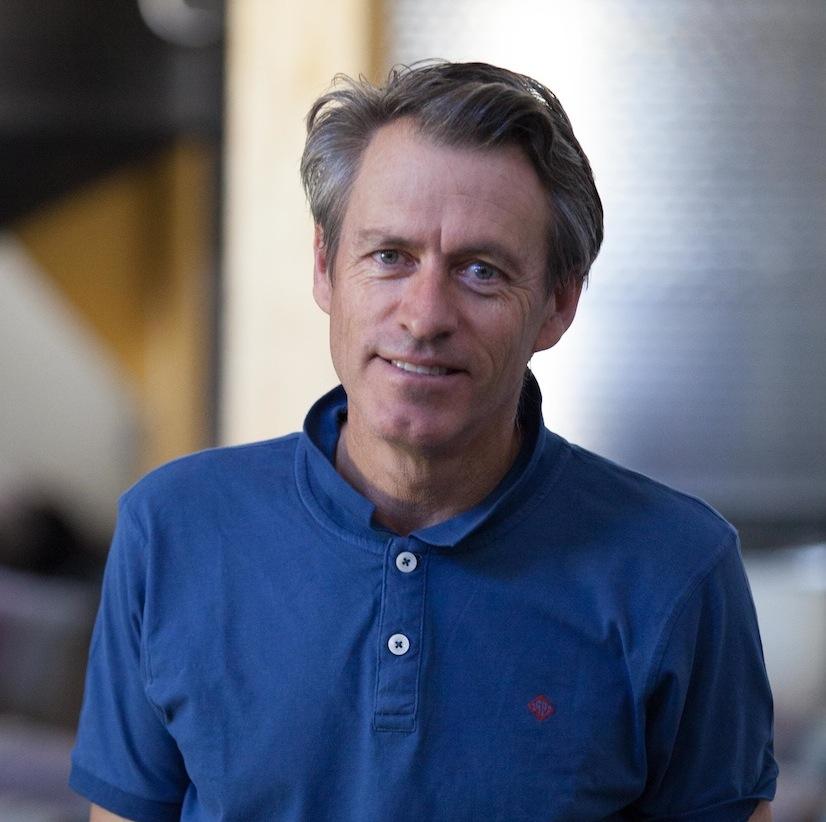 Daniel de Waal Red Wine Maker at De Waal Wines