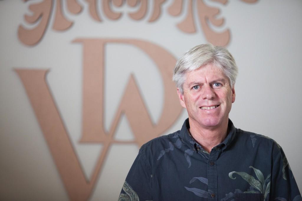 Pieter de Waal Owner of Uiterwyk & De Waal Wines