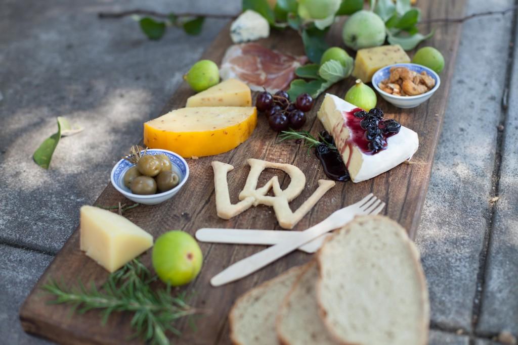The De Waal Cheese Platter