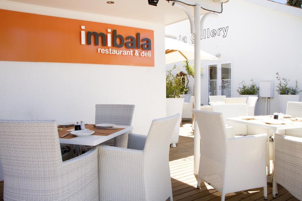 The Imibala Restaurant