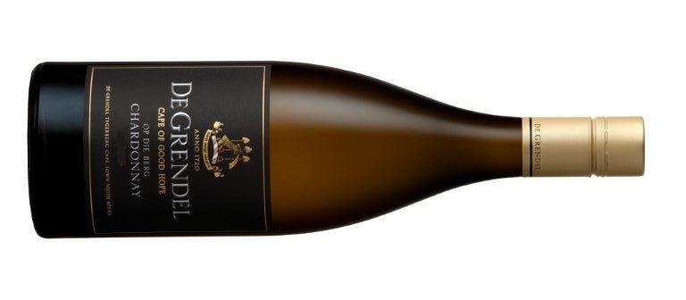 De Grendel Op Die Berg Chardonnay 2014