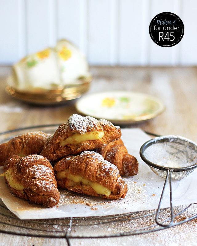 Lizet Hartley's Milktart Croissants