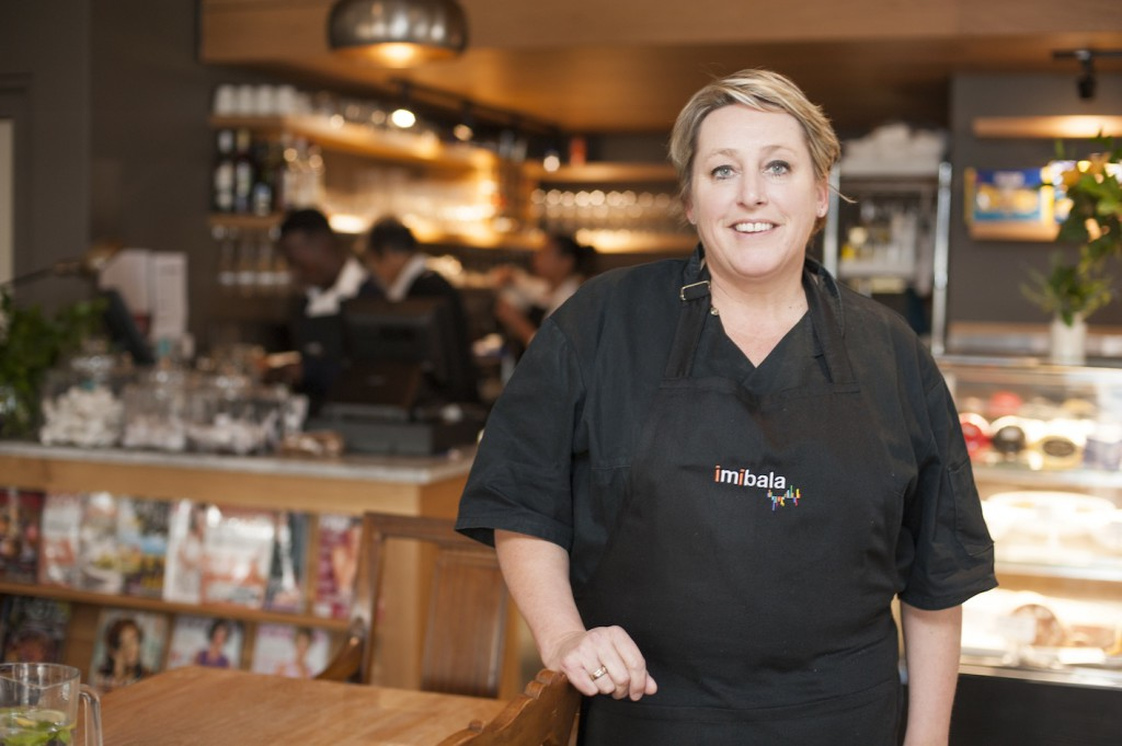 Nicole Dupper Executive Chef at The Imibala Restaurant