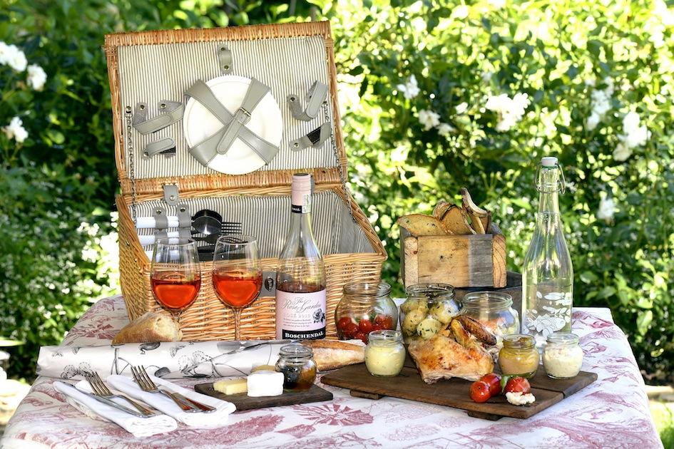 The Boschendal Le Pique Nique Basket