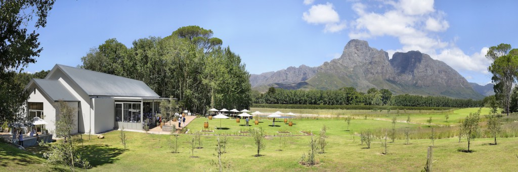 The Boschendal Olive Press Function Venue