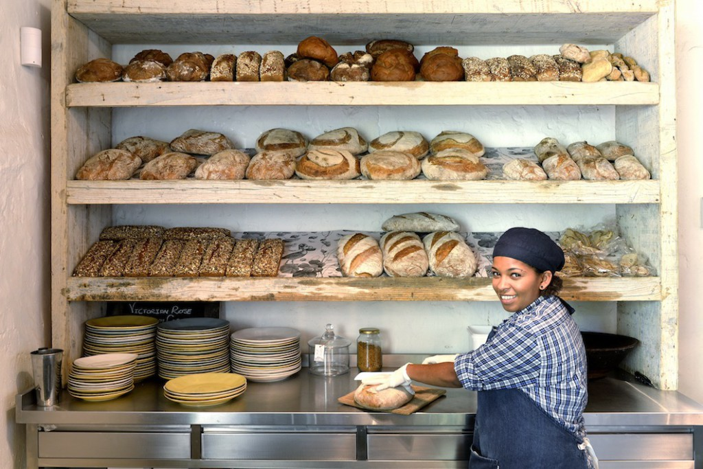 The Produce of The Bakery