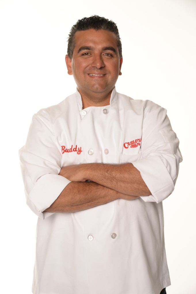"Buddy ""Cake Boss"" Valastro"