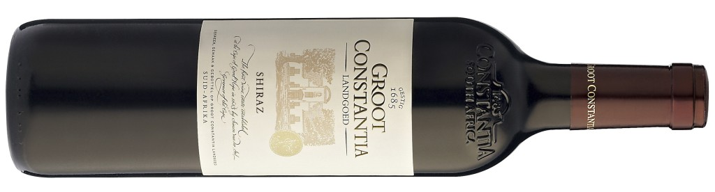Groot Constantia Shiraz Website