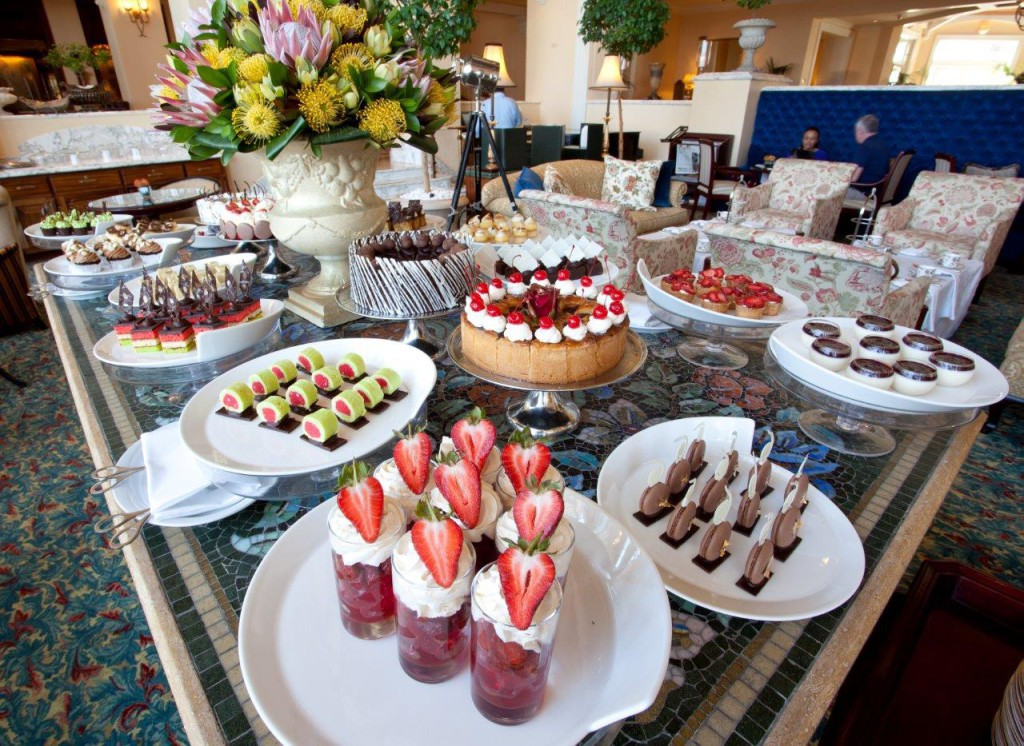 The Table Bay High Tea Buffet