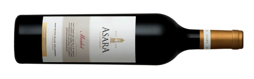 Asara The Vineyard Collection Merlot 2012