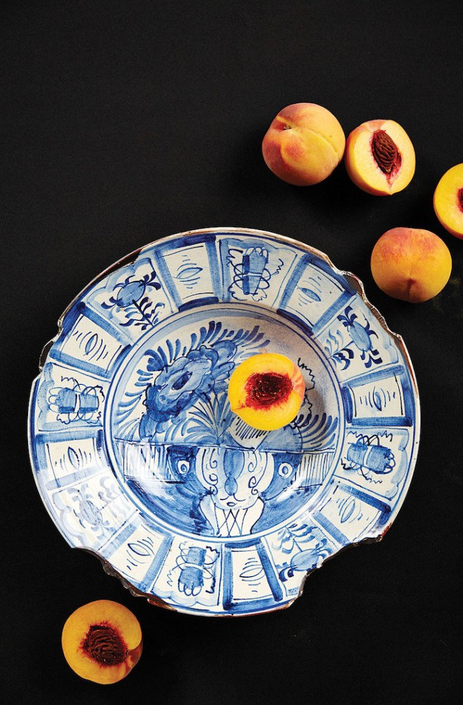 Oriental Style Ceramics, designed by Jacques