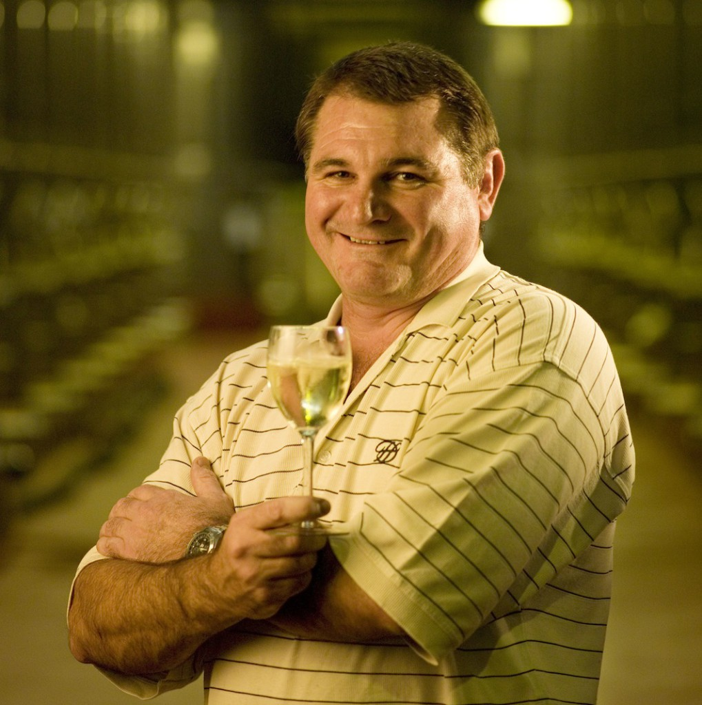 Cellar Master of Durbanville Hills Martin Moore