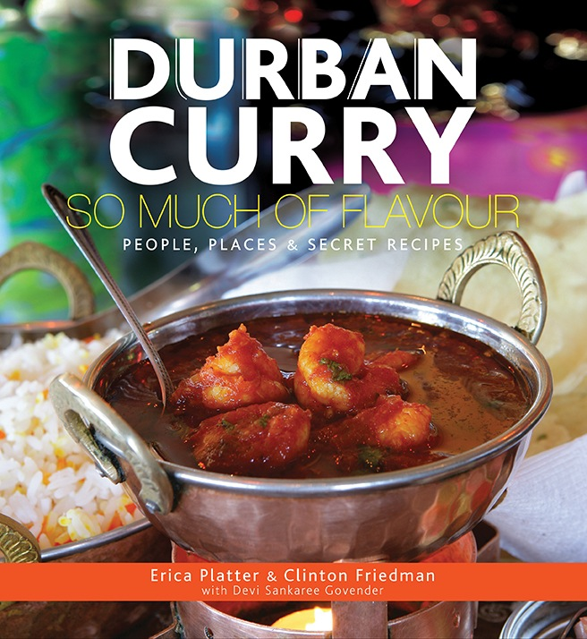 Durban Curry Erica Platter & Clinton Friedman