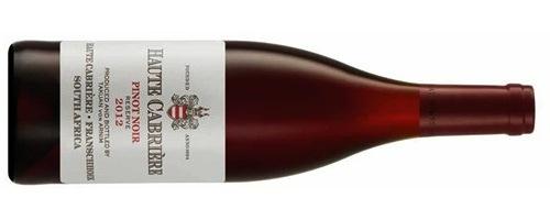 Haute Cabriere Pinot Noir Reserve 2012