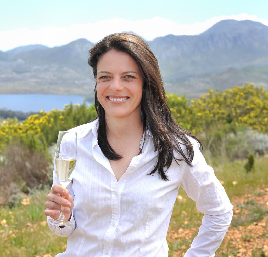 Lizelle Gerber, Boschendal's White Wine & MCC Maker