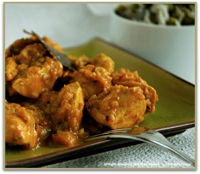 Meeta K Wolff's Chicken Curry