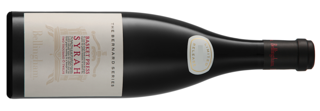 Bellingham The Bernard Series Basket Press Syrah 2013