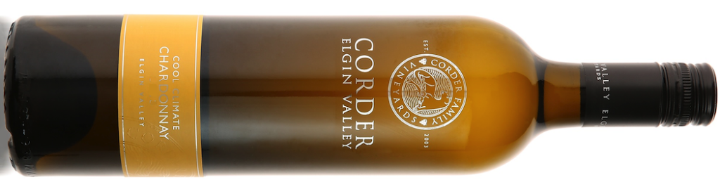 CORDER ELGIN VALLEY CHARDONNAY 2013