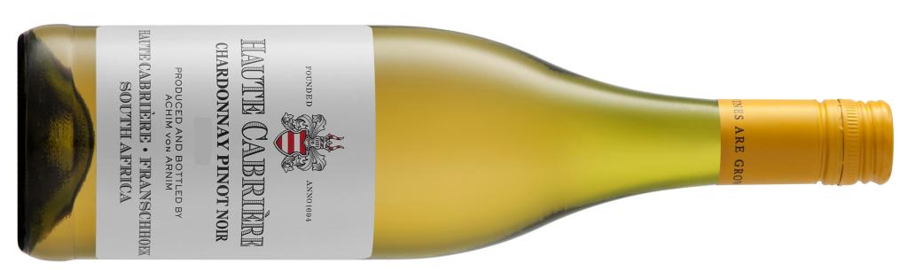 Haute Cabriere Chardonnay Pinot Noir 2015