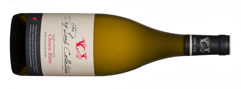 Perdeberg The Dry Land Collection Barrel Fermented Chenin Blanc 2014