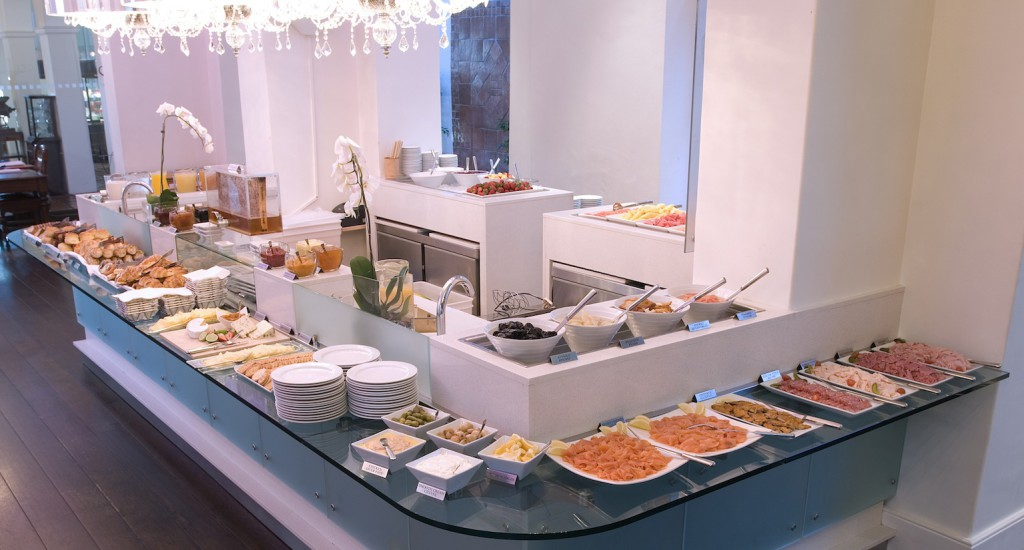 The Square Restaurant - Breakfast Buffet
