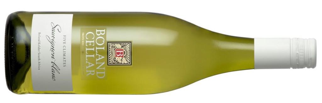 Boland Cellar 5 Climates Sauvignon Blanc 2014