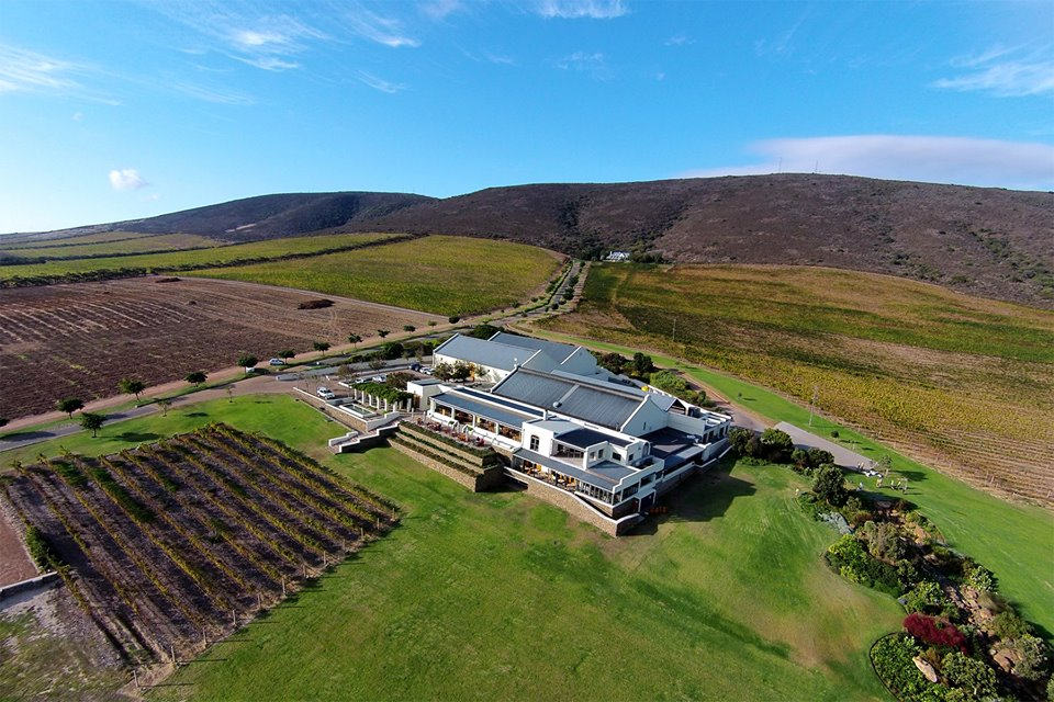 De Grendel Winery & Restaurant