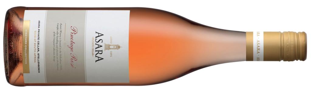 Asara Vineyard Collection Pinotage Rose 2015