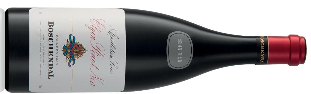Boschendal Appellation Series Elgin Pinot Noir 2013
