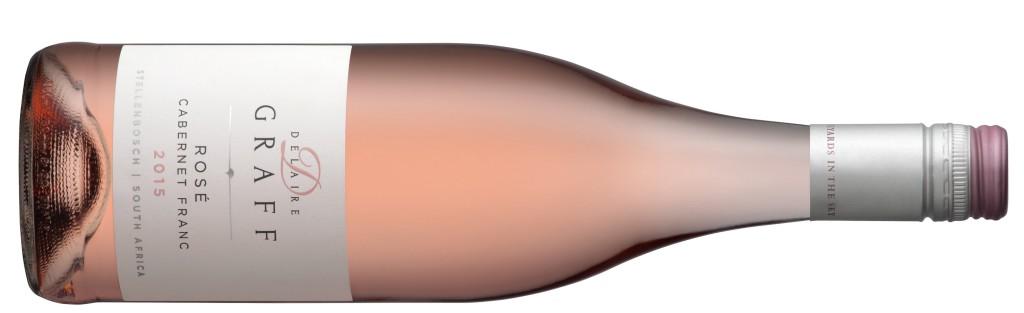 Delaire Graff Cabernet Franc Rosé 2015